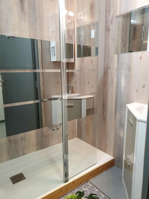 salle de bain appartement 202