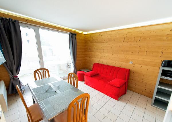 salon appartement 208 résidence silenes