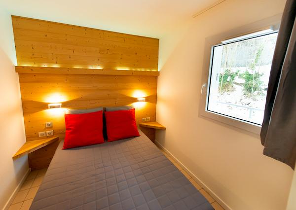 chambre à coucher appartement les silènes 209