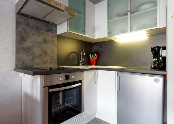 cuisine équipée appartement 311 les silènes