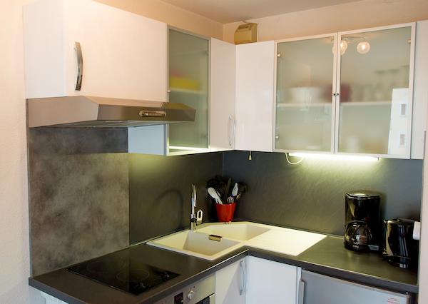 cuisine équipée appartement 311