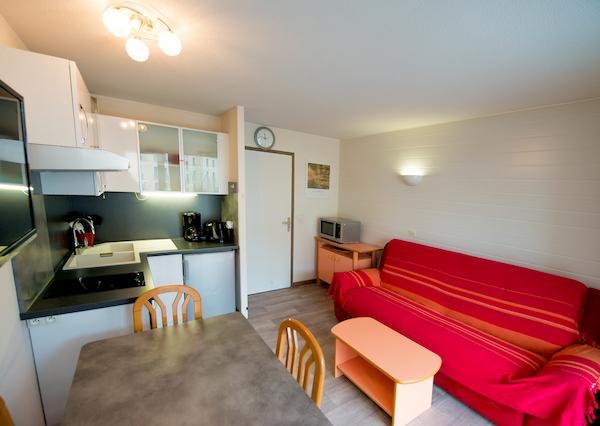 pièce à vivre salle à manger appartement 311