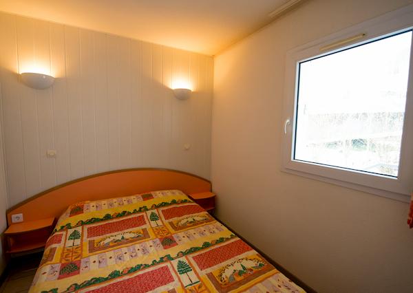 chambre à coucher appartement 311