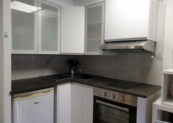 cuisine appartement 315 résidence les silènes