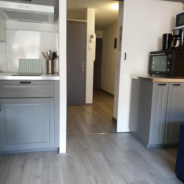 équipement appartement 406
