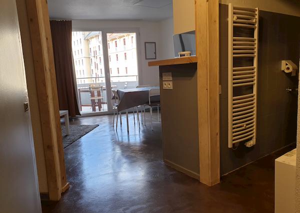 pièce à vivre appartement n°407