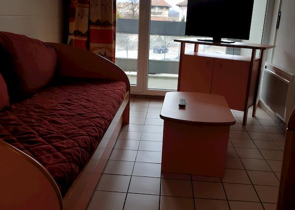 salon appartement 101 résidence les silènes